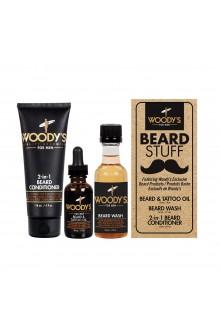 Woody's - Beard Stuff Kit
