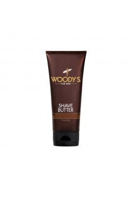 Woody's - Shave Butter - 6oz / 177ml