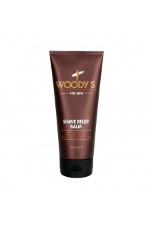 Woody's - Shave Relief Balm - 6oz / 177ml