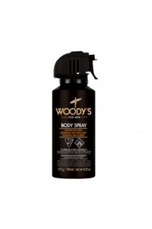 Woody's - Cologne Body Spray- 4.25oz / 150ml