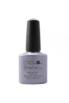 CND Shellac - Glacial Illusion Fall 2017 Collection - Alpine Plum - 0.25oz / 7.3ml