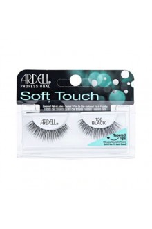 Ardell Soft Touch - Tapered Tip Lashes - Black 156