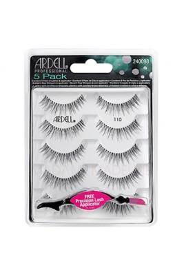 Ardell 5 Pack - 110 Black