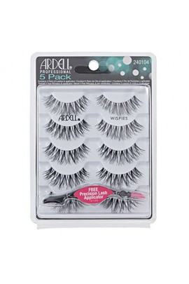 Ardell 5 Pack - Wispies Black