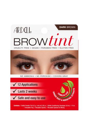Ardell - Brow tint - Dark Brown - 8.5 g