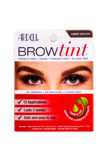 Ardell - Brow tint - Light Brown - 8.5 g