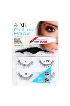 Ardell Deluxe Pack Kit - 110 Black