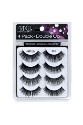 Ardell Double Up 4 Pack Lashes - 204