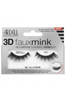 Ardell 3D Faux Mink Lashes - 852