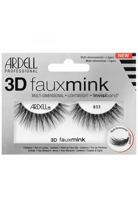 Ardell 3D Faux Mink Lashes - 853