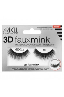 Ardell 3D Faux Mink Lashes - 854