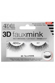 Ardell 3D Faux Mink - Lashes - 857