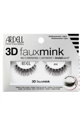 Ardell 3D Faux Mink Lashes - 858
