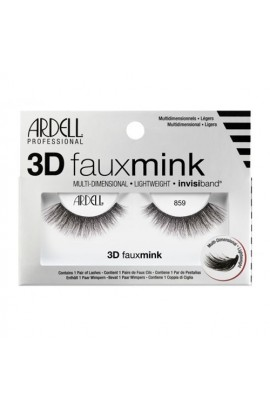 Ardell 3D Faux Mink Lashes - 859