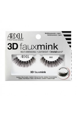Ardell 3D Faux Mink Lashes - 860