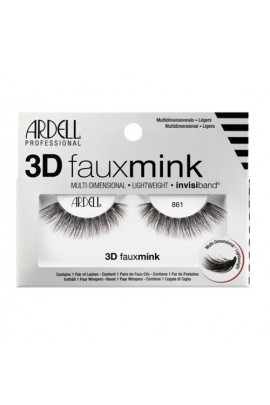 Ardell 3D Faux Mink Lashes - 861