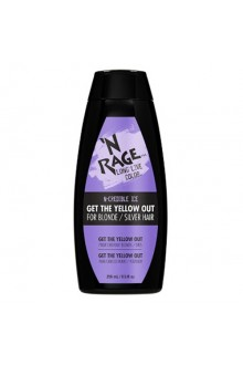 Ardell N'Rage - Color Depositing Shampoo + Conditioner - N-Credible Ice Purple Toner - 250mL / 8.5oz