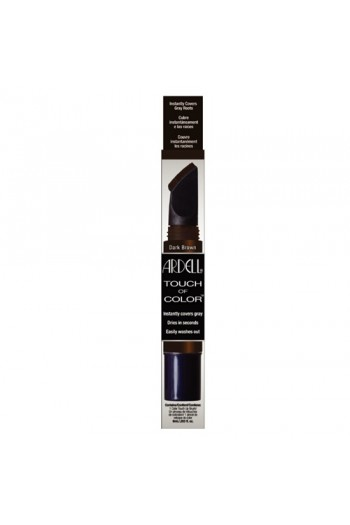 Ardell Touch of Color - Root Touch Up Marker - Dark Brown - 6mL / 0.203oz