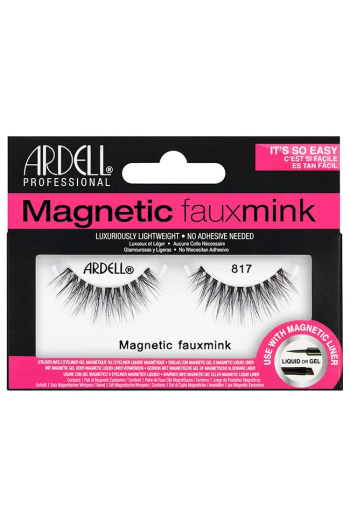Ardell - Magnetic Faux Mink Lashes - 817