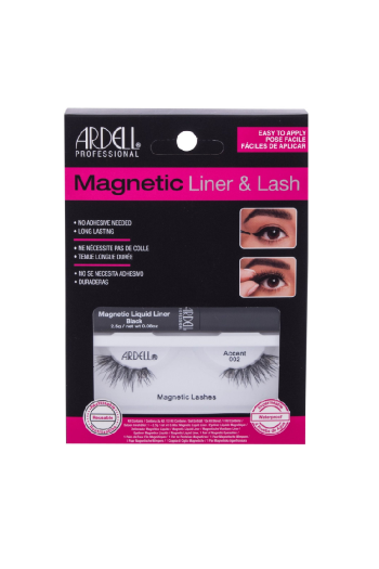 Ardell - Magnetic Liner & Lash - Accent 002