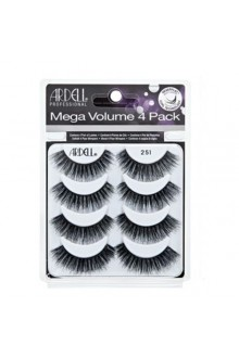 Ardell Mega Volume Eyelashes Pack - #251