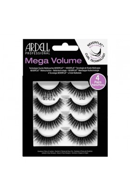 Ardell Mega Volume Eyelashes Pack - #252