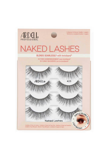 Ardell Multipack - Naked Lashes 423