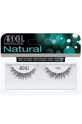 Ardell Natural Lashes - 172 Black