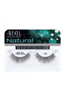 Ardell Natural Lashes - 176 Black