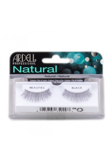 Ardell Natural Lashes - Beauties Black