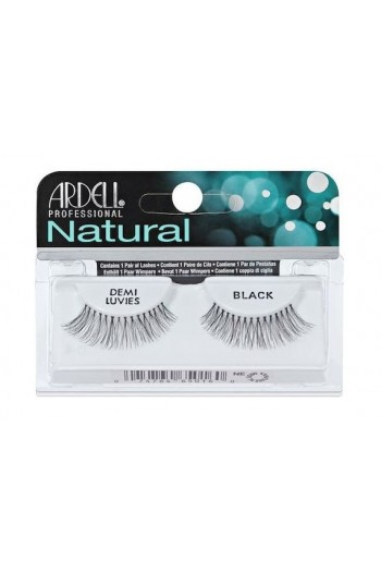 Ardell Natural Lashes - Demi Luvies Black
