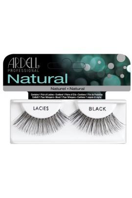 Ardell Natural Lashes - Lacies Black