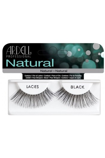 Ardell Natural Lashes - Lacies Black