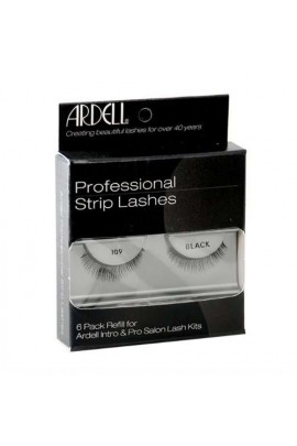 Ardell Natural Lashes Pack - 109 Black