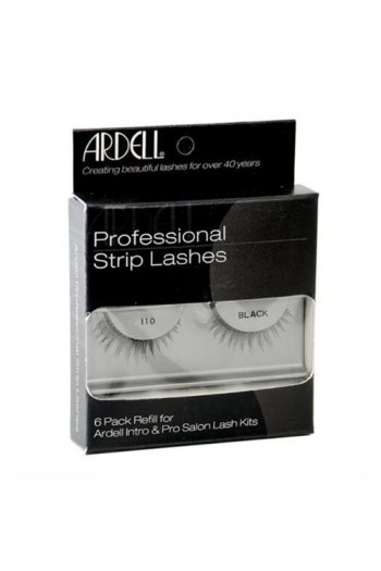 Ardell Natural Lashes Pack - 110 Black