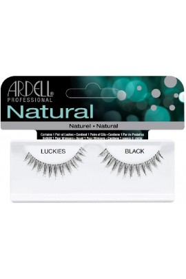 Ardell Natural Lashes - Luckies Black