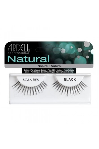 Ardell Natural Lashes - Scanties Black
