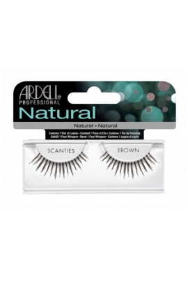 Ardell Natural Lashes - Scanties Brown
