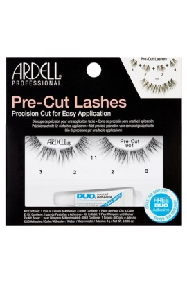 Ardell - Pre-Cut Lashes - 901