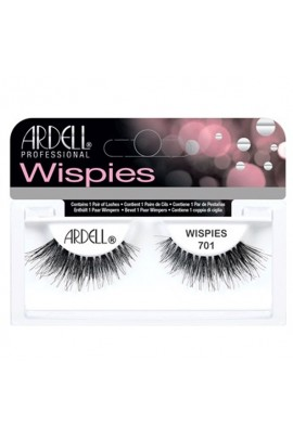 Ardell Wispies - 701 Black