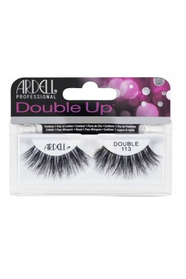 Ardell Double Up Lashes - Double 113 Black