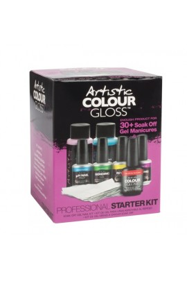 Artistic Colour Gloss - Professional Starter Kit