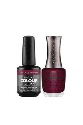Artistic Nail Design - Duet Gel & Polish Duo - Mother of Invention - 15 mL / 0.5 fl oz Each