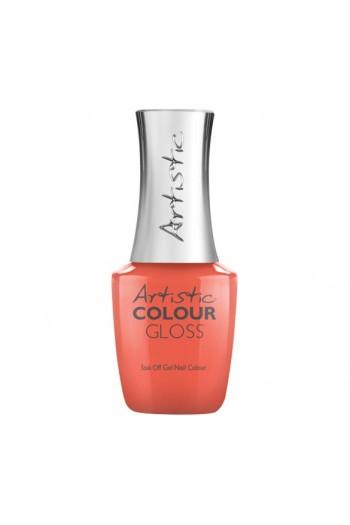 Artistic Colour Gloss Gel - Corally Cool - 0.5oz / 15ml