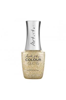 Artistic Colour Gloss Gel - Gold Digger - 0.5oz / 15ml