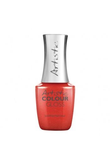 Artistic Colour Gloss Gel - Haute Cout-Orange - 0.5oz / 15ml