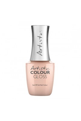 Artistic Colour Gloss Gel - Peach Whip - 0.5oz / 15ml