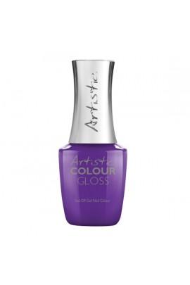 Artistic Colour Gloss Gel - Pin-up Purple - 0.5oz / 15ml