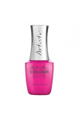 Artistic Colour Gloss Gel - Polka Dottie Hottie - 0.5oz / 15ml