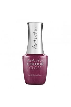 Artistic Colour Gloss Gel - Rubies On Ice - 0.5oz / 15ml